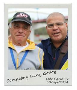 campito y dany godoyTFTV