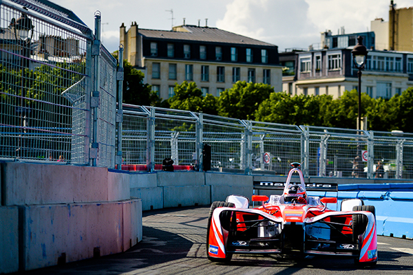 Photo: Nick Heidfeld
